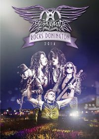 Cover Aerosmith - Rocks Donington 2014 [DVD]